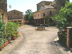 Biron village, near Monpazier