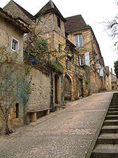 Sarlat, on the Dordogne